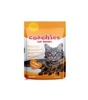 COACHIES Cat Treats Chicken 65gr
