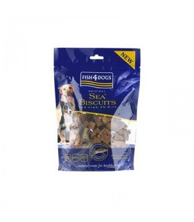 FISH4DOGS Sea Biscuits Tiddlers 100gr