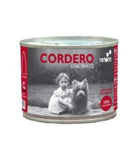 RETORN Comida húmeda para perro Lata 185gr