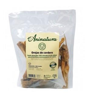 ANINATURA Orejas de cordero - Bones Companyies