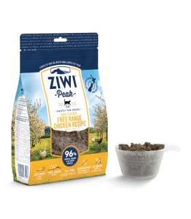 ZIWI PEAK for Cats Air-Dried Chicken - Bones Companyies
