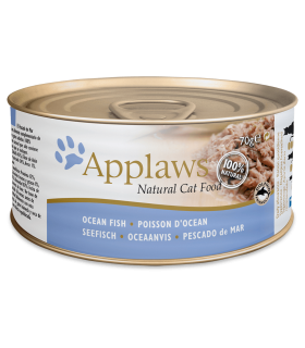 APPLAWS Alimento húmedo para gatos con caldo - Bones Companyies