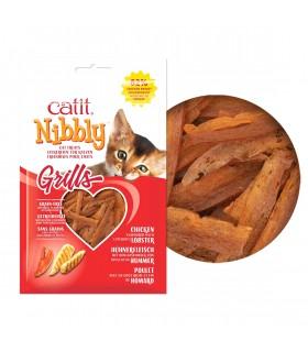 CATIT Nibbly Grills Premios para gato - Bones Companyies