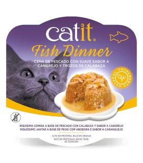 CATIT Dinner Alimento Húmedo para Gatos | bonescompanyies.com