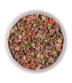 ROVINFOOD Menú de Pollo para Cachorros | bonescompanyies.com