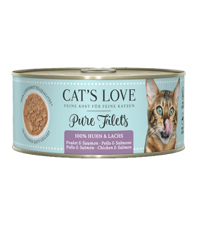 CAT'S LOVE Filetes Para Gatos - bonescompanyies.com