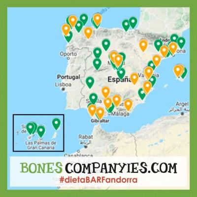Lista de veterinarios Pro BARF en España